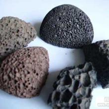 供应火山石、烧烤炉用1-3cm红色火山石