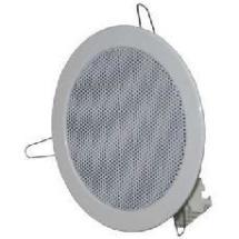 供应室内吸顶式扬声器 防火设计吸顶式扬声器