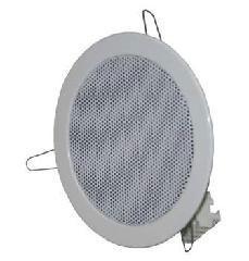 防火设计吸顶式扬声器图片