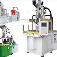 供应电木专用85吨转盘立式注塑机,多工位转盘注塑机,连接器转盘注塑机