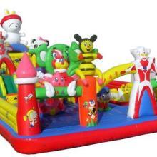 供应2012年大型充气玩具,2011年儿童蹦极跳床,华北动物电瓶车