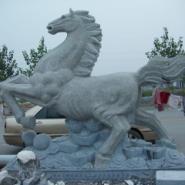牌坊牌楼嘉祥石雕雕塑牌坊动物雕塑图片