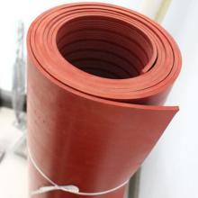 供应红色绝缘胶垫大量批发,哈密红色绝缘胶垫厂家图片