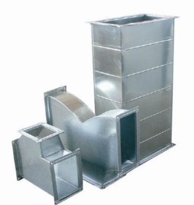 镀锌铁皮风管图片/镀锌铁皮风管样板图 (4)