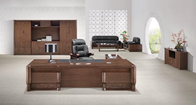 供应办公家具时尚老板桌大班台