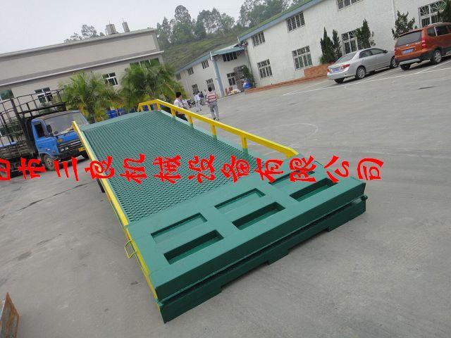 供应广州珠海集装箱装货登车桥原创新款