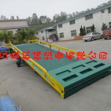 供应深圳纸品叉车装卸桥平台产星厂家