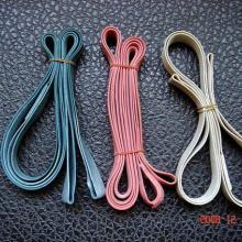 供应彩色橡胶带