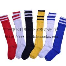 涤纶足球袜长筒袜 球队运动足球袜 运动长袜 膝下长袜袜子厂图片