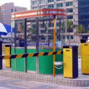 胶南小区车辆出入口控制系统图片