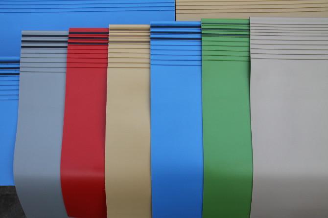 供应新型彩色橡胶楼梯防滑地垫厂家批发