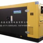 星光/100KW低噪音防水电站图片
