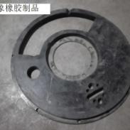 喷浆机磨盘片橡胶片图片
