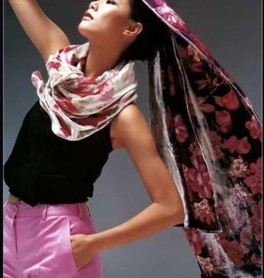 娃哈哈上好佳丝巾领带围巾披肩定做图片/娃哈哈上好佳丝巾领带围巾披肩定做样板图 (3)