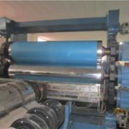 pvc自由发泡板生产线图片