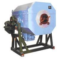 供应广东滚筒炉江西滚筒式渗碳炉图片