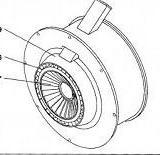 供应轴向导叶环轴向导叶环本体导向叶轮SKV100SG150