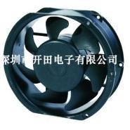 控制器控制板散热风扇带网罩风机图片