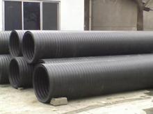 地埋PE钢带排污管材图片