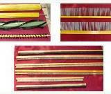 供应纺机配件玻璃钢刮刀片A185-4纺机配件玻璃钢刮刀片A1854