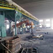 供应铸造机械离心涡流再生机树脂砂线