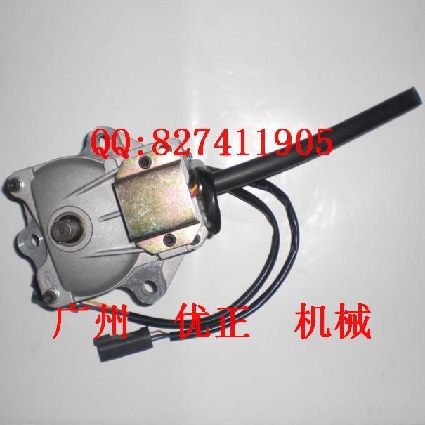 供应小松挖机PC-7油门马达 油门电机