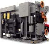 供应热泵机组回收