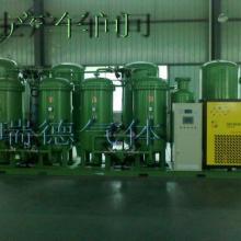 供应浮法玻璃生产线中使用制氮机