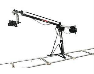 烈火摇臂2米电控摇臂6米轨道图片