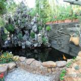供应天然奇石制作假山/天然英石假山/假山鱼池景观