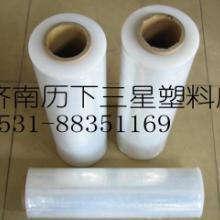 供应宁津PE缠绕膜尺寸厚度可按客户要求定制