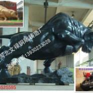 唐县铜牛厂家图片