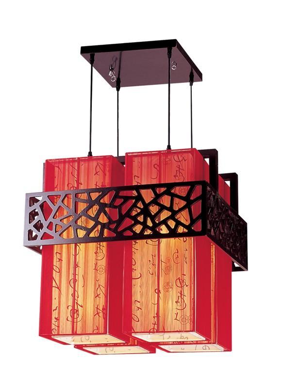 供应酒店工程四方吊灯客厅书房卧室灯具
