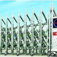 温州电动伸缩门绍兴电动门价格厂家图片