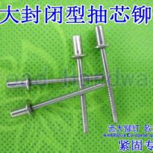 供应不锈钢封闭型抽芯铆钉