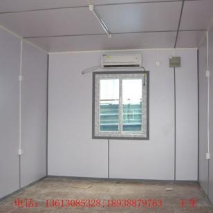工地租用箱式活动板房图片