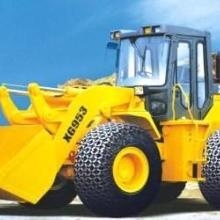 供应50铲车轮胎保护链,进口装载机轮胎保护链图片