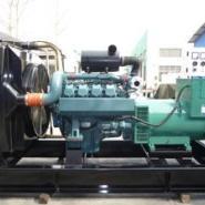 大宇500KW发电机组图片
