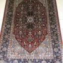 3乘5英尺真丝手工地毯图片