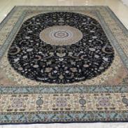 独一无二的手工真丝地毯图片