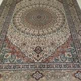 供应丝绸地毯/真丝地毯/手工丝毯