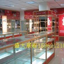 供应玉器琉璃玛瑙工艺品展柜展