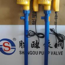供应SB-9塑料耐腐蚀插桶泵