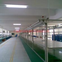 供应上海桥架电缆安装, 上海厂房照明动力配线工程,不锈钢气管安装,上海工厂装修,上海车间装修,金桥工业区厂房装修图片