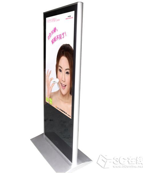 供应济南落地式液晶广告机/数字广告机