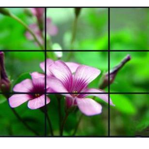 济宁46寸DID液晶无缝拼接屏图片