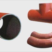 供应新疆电厂陶瓷耐磨管耐磨弯头