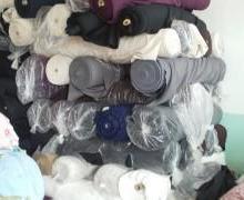 供应库存针织布料面料