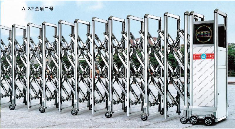 供应南宁不锈钢电动伸缩门价格江南区邕宁区清秀区伸缩门厂家安装