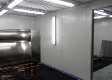 供应乐器喷烤漆房洁具卫浴喷烤漆房